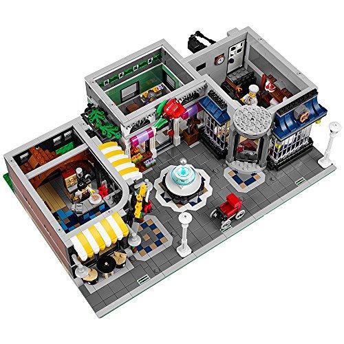 lego creator expert assembly square 10255 building kit. Black Bedroom Furniture Sets. Home Design Ideas