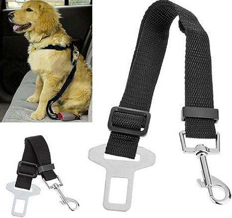 Cinturón de Seguridad para Perros, Lomire Cinturón Ajustable de ...