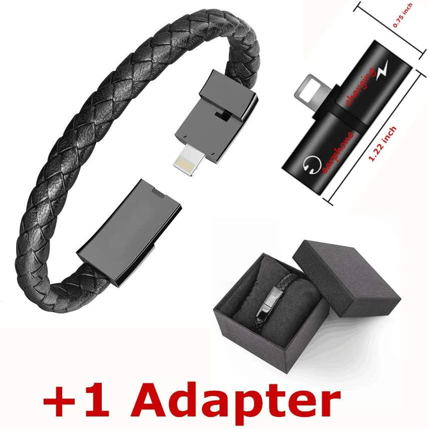 Amazon.com: USB Charging Bracelet Compatable for iPhone -Fast