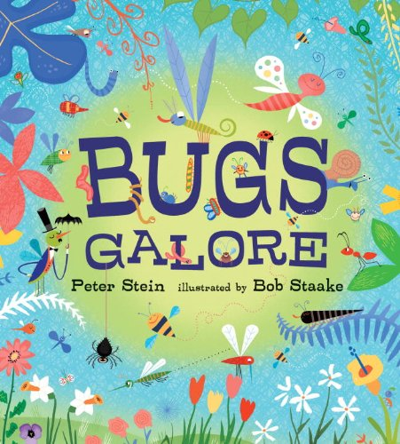 Bugs Galore Peter Stein product image