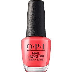 OPI Nail Polish, Nail Lacquer, Oranges, 0.5 fl oz