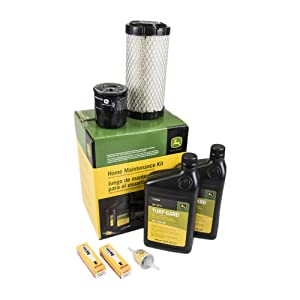 John Deere Original Equipment Filter Kit #LG259