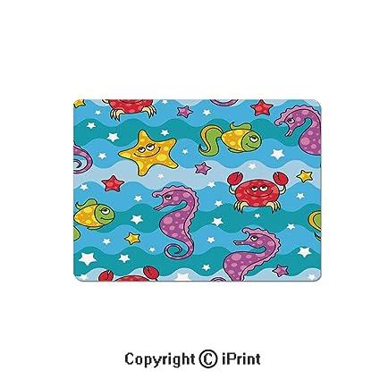 Amazon Com Oversized Mouse Pad Under The Sea Theme