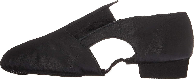Leo Womens Jazz Sandal Slip On Jazz Dance Shoe
