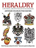 img - for Heraldry: A Pictorial Archive for Artists and Designers (Dover Pictorial Archive) by Arthur Charles Fox-Davies (1991-11-25) book / textbook / text book