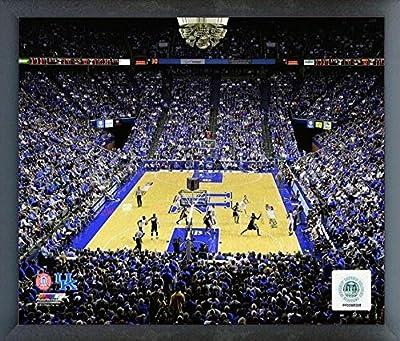 "Rupp Arena Kentucky Wildcats NCAA Photo (Size: 17"" x 21"") Framed"