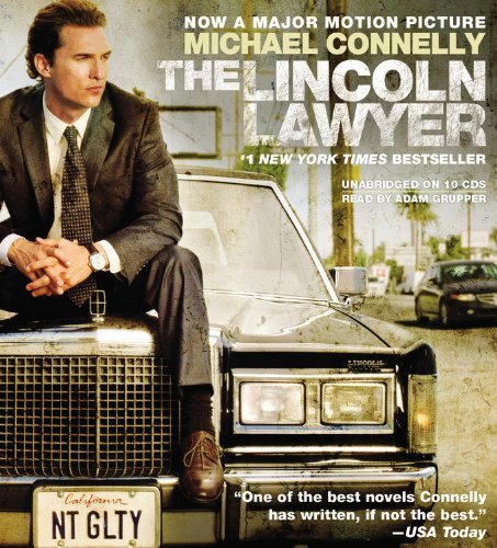 The Lincoln Lawyer (Mickey Haller) By Michael Connelly(A)/Adam Grupper(N) [Audiobook] ebook