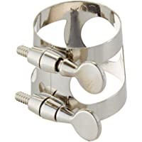 Belmonte Alto Sax Ligature Nickel