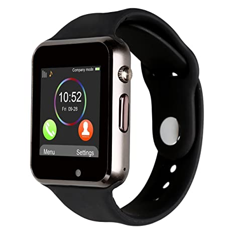 SmartWatch Elite A1 black negro Bluetooth reloj inteligente ...