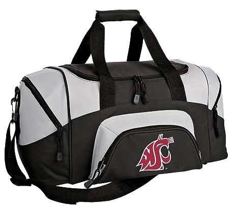 SMALL Washington State University GYM BAG Washington State Duffel Bags Overnight Sports Mem, Cards & Fan Shop Fan Apparel & Souvenirs