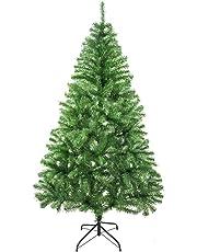 Árbol de Navidad Artificial Arboles C/Soporte 120-240cm