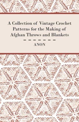 Vintage Afghan Blanket - 3