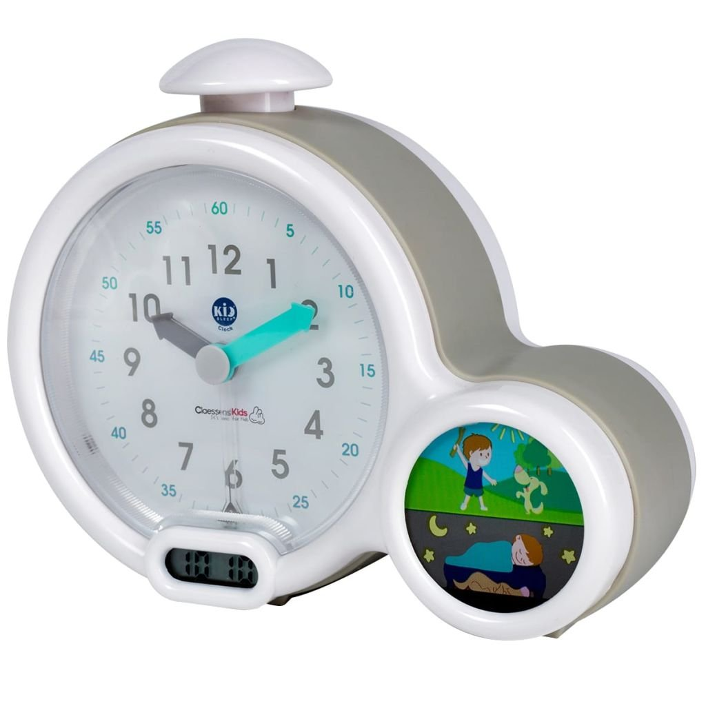 CLAE Ssens 'Kids Kid 'Sleep My First Alarm Clock, Pink Claessens' Kids KSMFACP