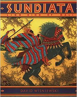 Sundiata: Lion King of Mali: Amazon.es: Wisniewski, David: Libros en idiomas extranjeros