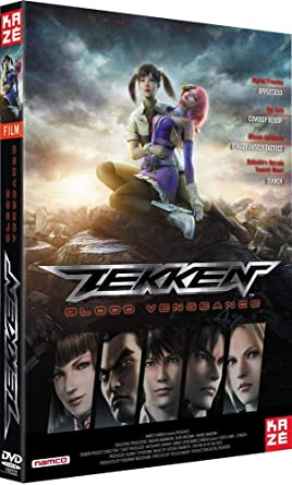 tekken blood vengeance full movie download mp4