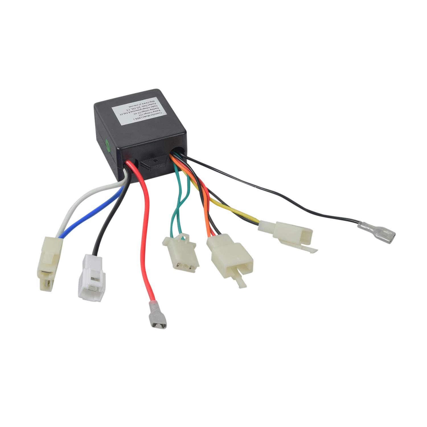 AlveyTech 12 Volt LBD8-1 Controller for The Pulse RK9 & Revster Electric Scooters