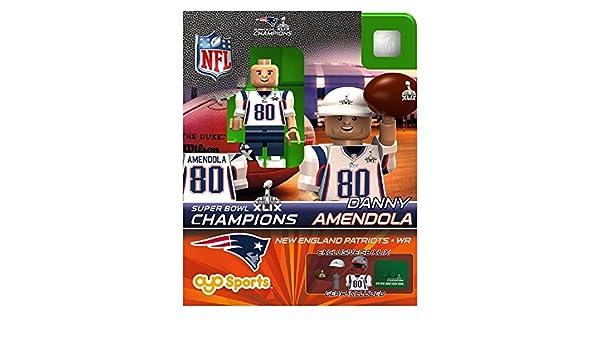 the latest 3918d 17041 Amazon.com: Danny Amendola OYO NFL New England Patriots G2 ...