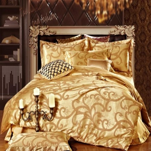 Lightinthebox Queens Luxury Jacquard Polyester product image