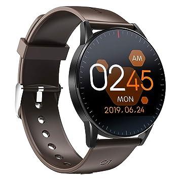 ZHANG Smart Watch QS09 Reloj Inteligente IP67 Impermeable de ...