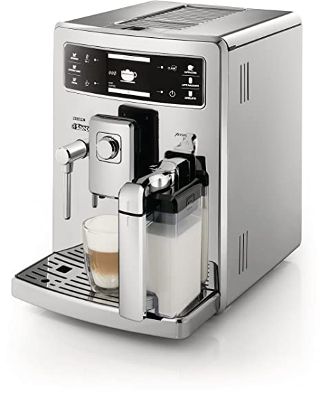 Saeco Xelsis HD8946/09 - Cafetera (Espresso machine, Granos de ...