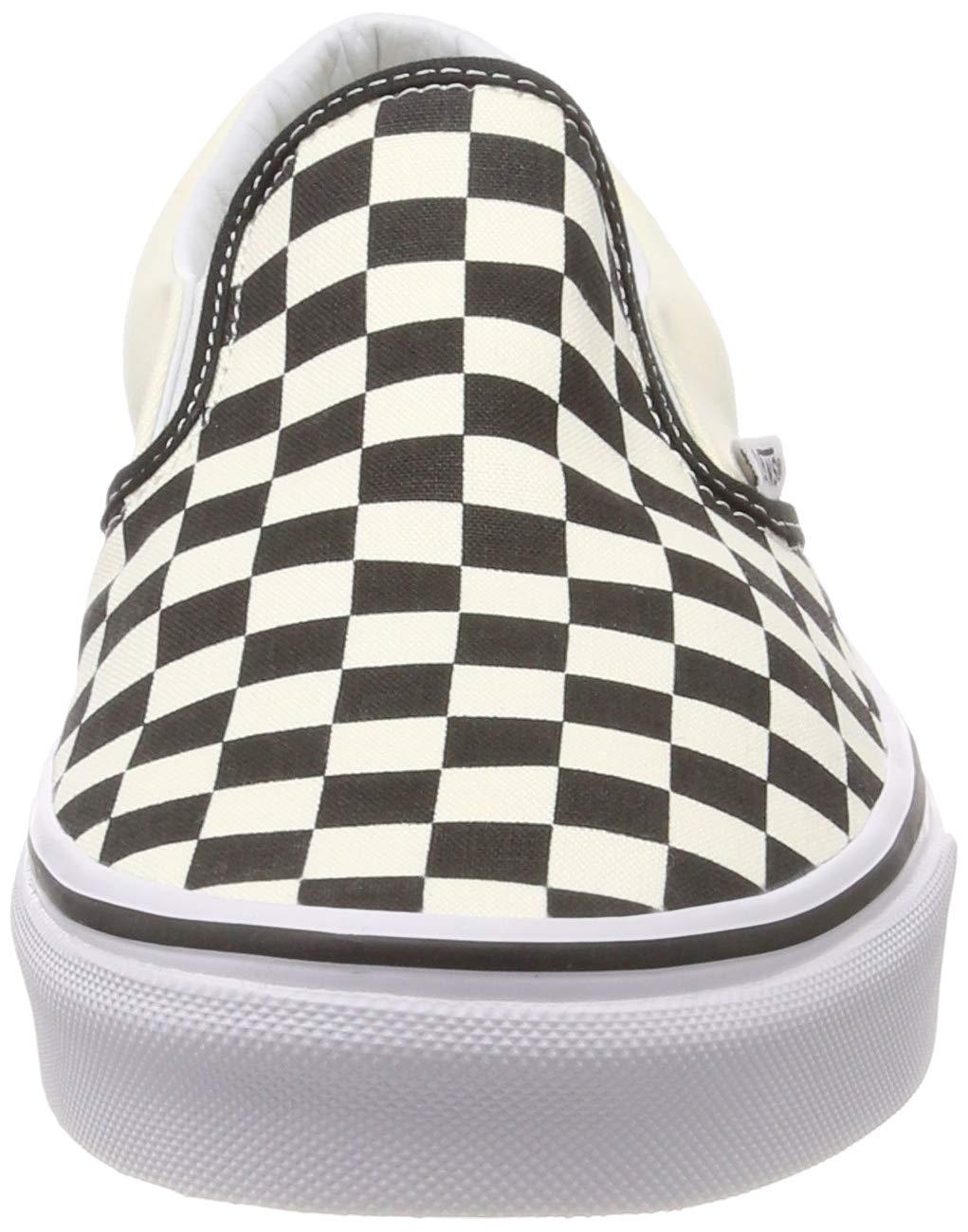 Vans Weiß AUTHENTIC, Unisex-Erwachsene Sneakers Schwarz, Weiß Vans (schwarz/Off Weiß Check) ef3c4d