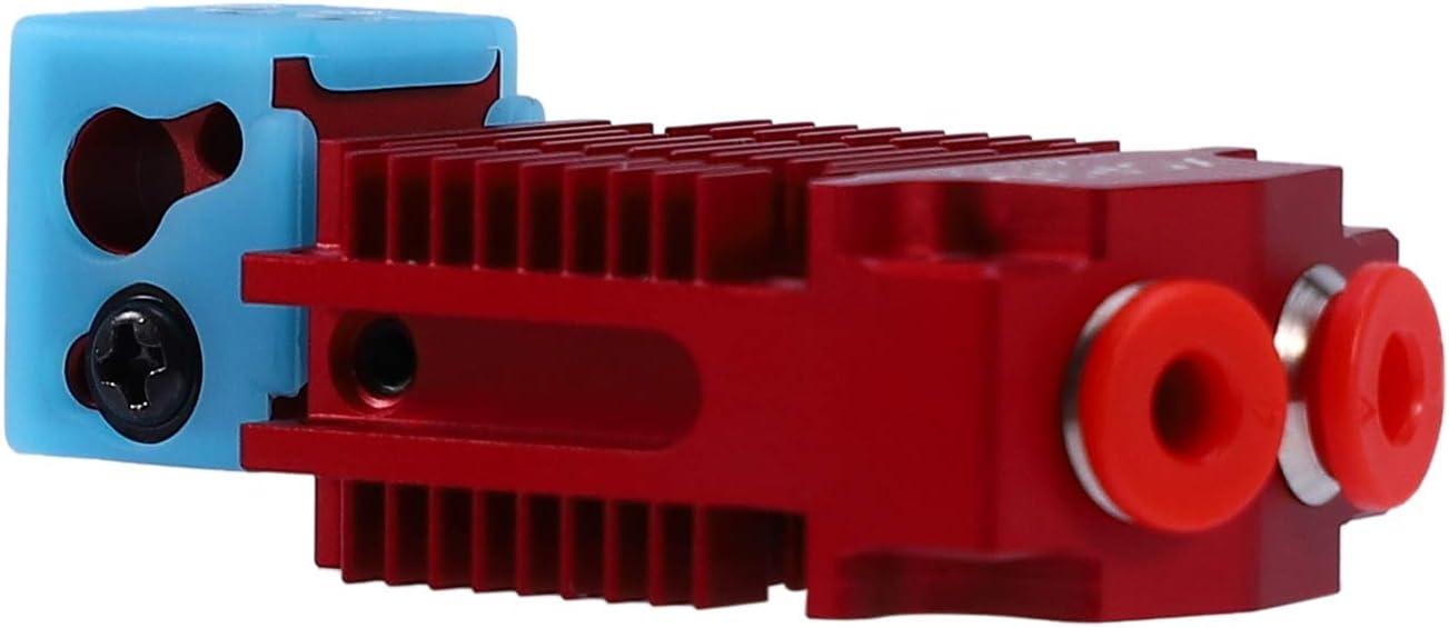 Shumo Impresora 3D Hot End 2 en 1 Salida Switch Color Bowden ...