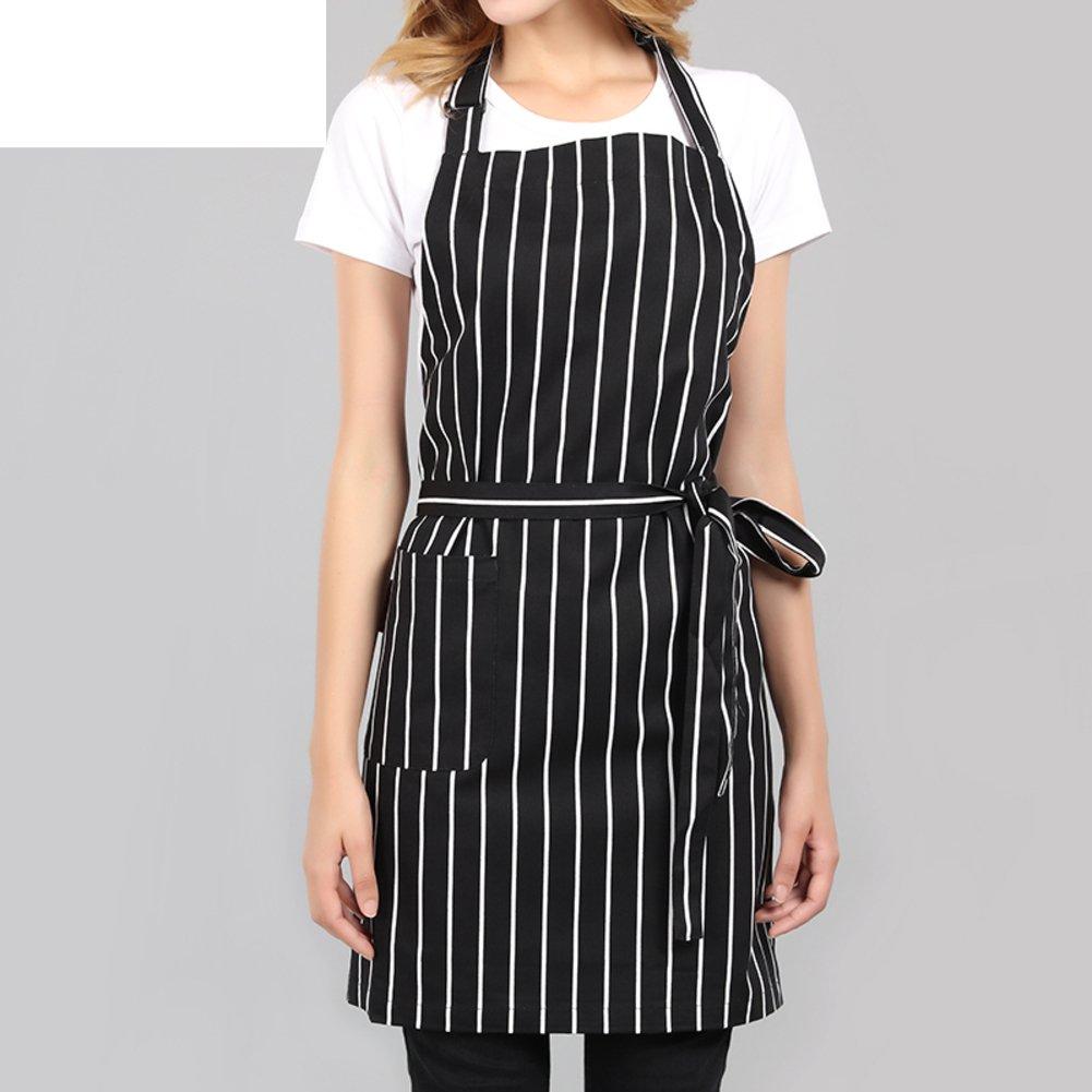 DXG&FX waitress aprons kitchen apron cook production strap apron-A