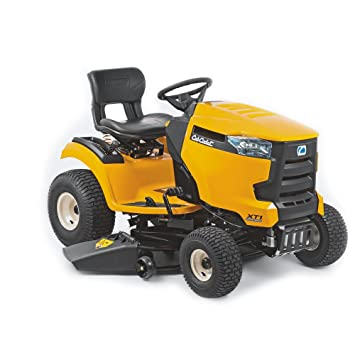 Cub Cadet - Tractor descarga lateral XT1OS107: Amazon.es ...