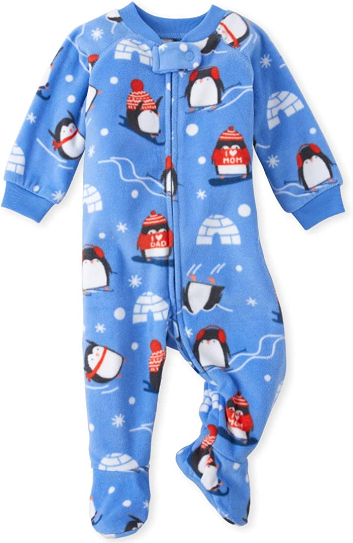 The Childrens Place Baby Boys Blanket Sleeper