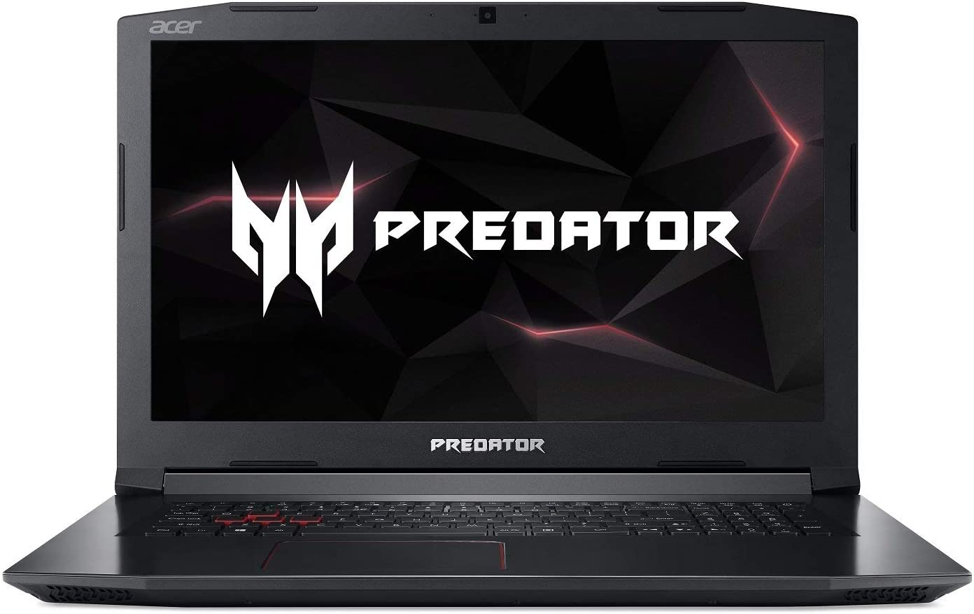 Acer Predator Helios 300 PH317-52-77A4 Gaming Laptop, Intel Core i7-8750H, GeForce GTX 1060 17.3in 144Hz Full HD, 16GB DDR4, 256GB PCIe NVMe SSD, 1TB HDD (Renewed)