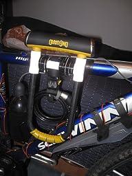 onguard brute ls u lock x bike u locks automotive. Black Bedroom Furniture Sets. Home Design Ideas
