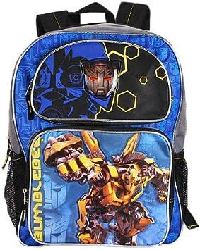 Transformers Bumblebee Personnalisé Garçons Filles Enfants École Sac À Dos Sac À Dos Sac