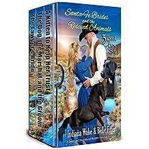 Santa-Fe Brides and the Rescued Animals: 3 Book Box Set