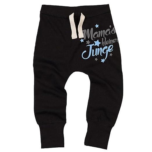 Mikalino Baby//Kinder Sweathose Papas Kleiner Junge Jogginghose