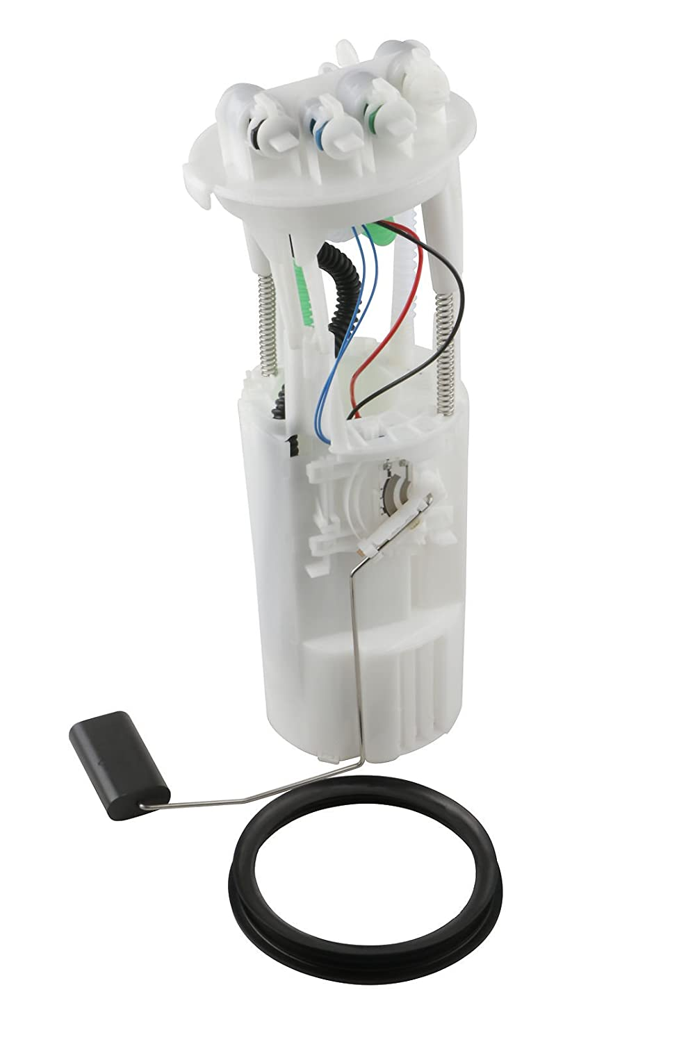 MOSTPLUS In-Tank Fuel Pump LR Discovery 2 TD5 1998-2004 WFX000280 with Sender Unit and Fitting Seal
