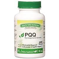 Health Thru Nutrition pqq 20mg 60 veggie kapseln