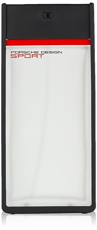 Porsche Design Sport Eau De Toilette Spray for Men, 2.7 Ounce