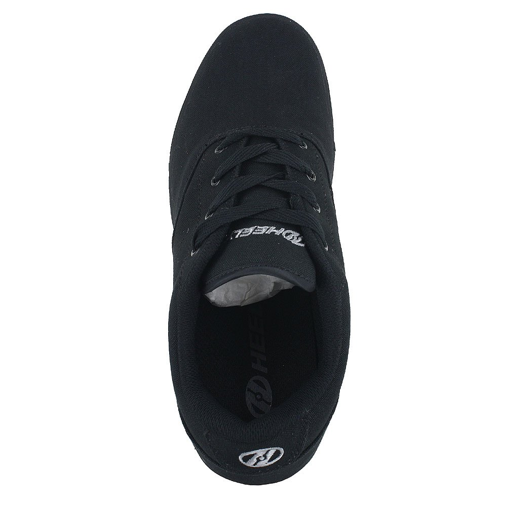 Heelys Adult Men Launch Skate Shoes (12 D(M) US Men, Black) by Heelys (Image #4)