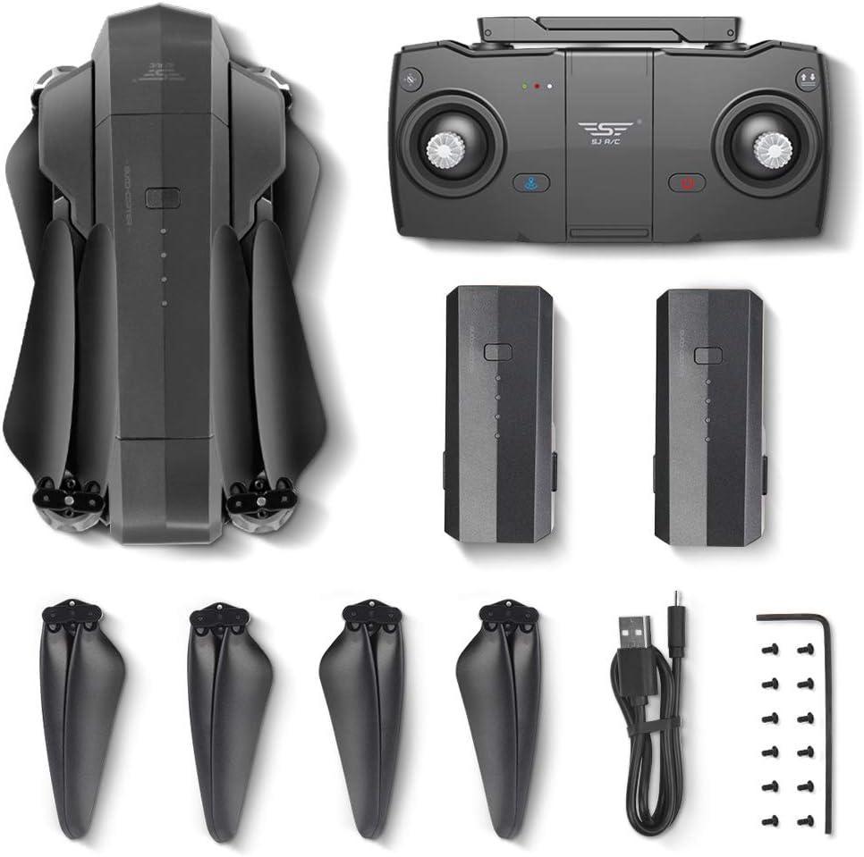 ruko f11 pro drone 4k quadcopter is the best foldable mini drone
