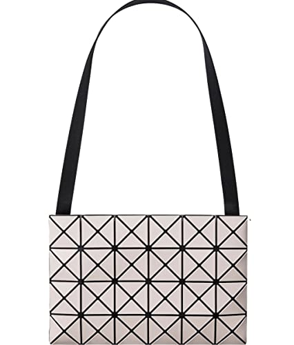 f5864c10282c Bao Bao Issey Miyake Beige Prism Lightweight Crossbody Bag  Handbags   Amazon.com