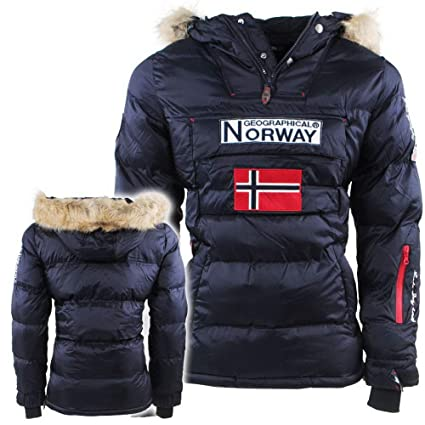 Geographical Norway Doudoune à Enfiler Brice Men 068 Parka