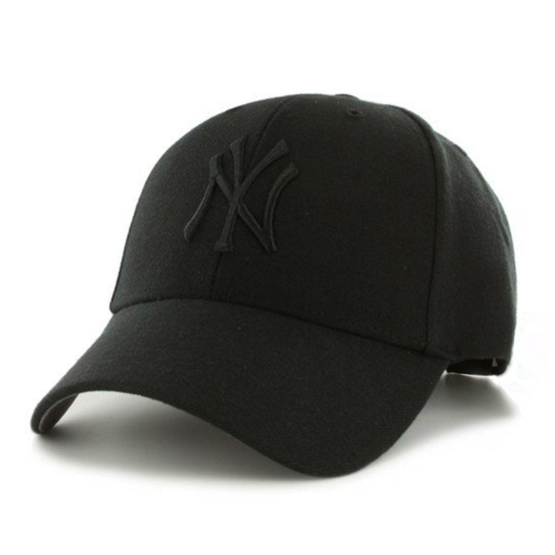 de7d2dc769d57  47 Brand New York Yankees MVP Hat Cap MLB Black Black  Amazon.co.uk   Clothing