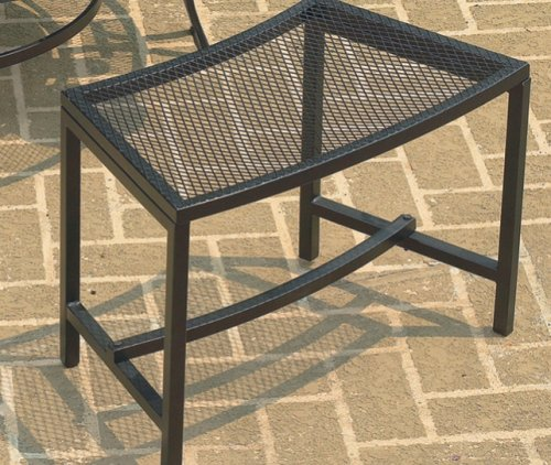 Admirable Cobraco Bravo Mesh Fire Pit Bench Wbn750 1Pk Squirreltailoven Fun Painted Chair Ideas Images Squirreltailovenorg