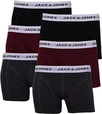 JACK & JONES - Calzoncillos JACFYNN tipo bóxer para hombre, estilo ...