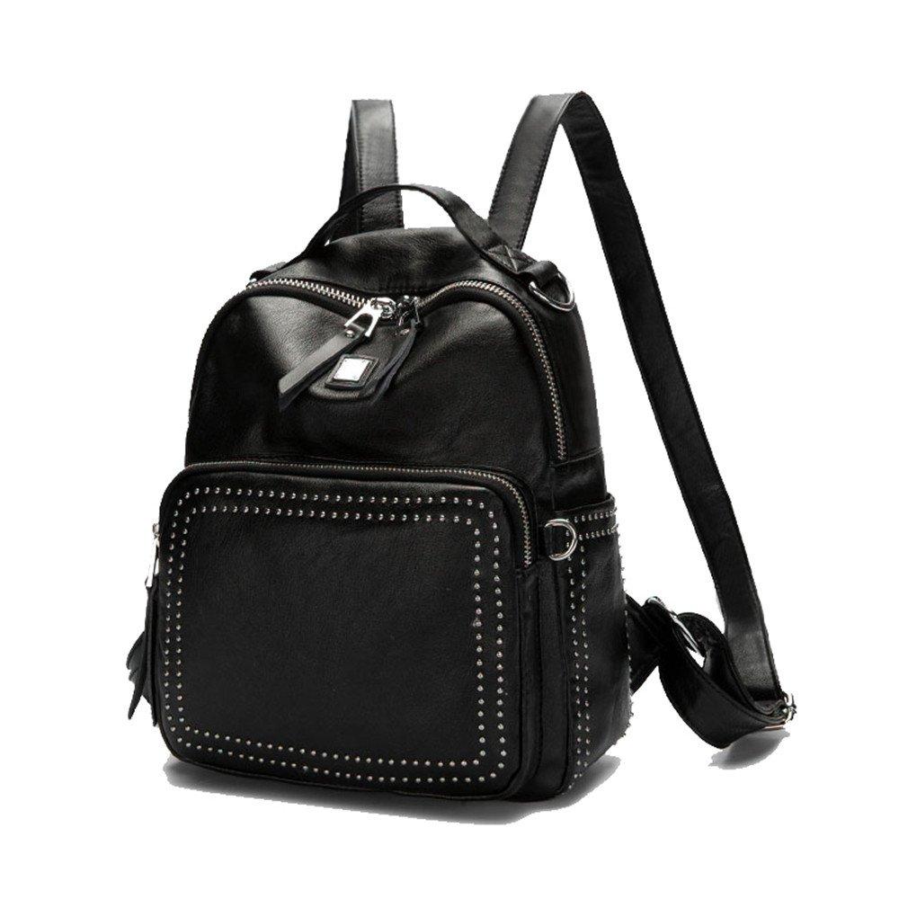 sjmmbbバックパックファッションとレジャー旅行Backpacker 36X28X16CM 9826550415306 36X28X16CM Big Black B07CT67HMF