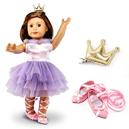 270fdc495937 Amazon.com  Oct17 Fits Compatible with American Girl 18
