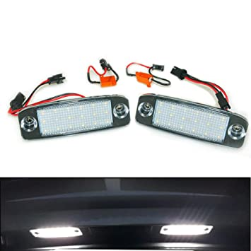 2pcs Car Led License Plate Light Number Plate Lamp For Kia Sportage 2011 For Sonata 10 10 13 For Sonata Yf 10my 2010 2013 Gf 10 Amazon In Car Motorbike