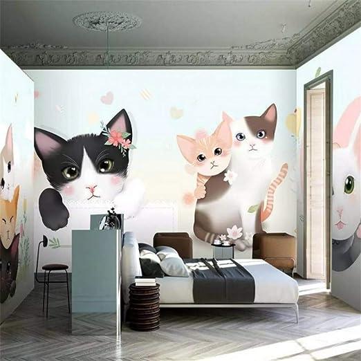 Pbldb Cute Animal Photo Wallpapers Cartoon Cat Wallpaper