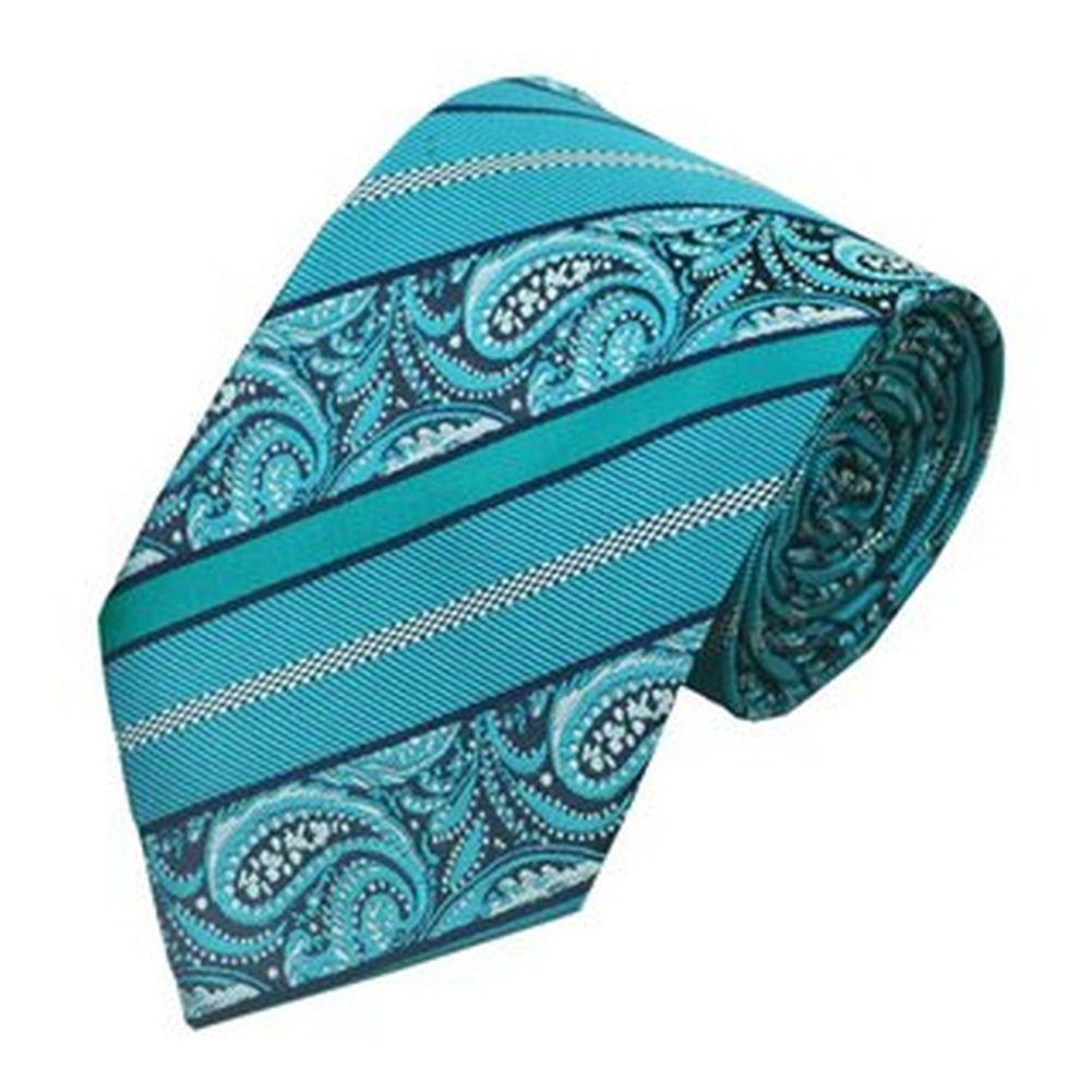 Jason&Vogue - Corbata - para Hombre Azul Turquesa: Amazon.es: Ropa ...