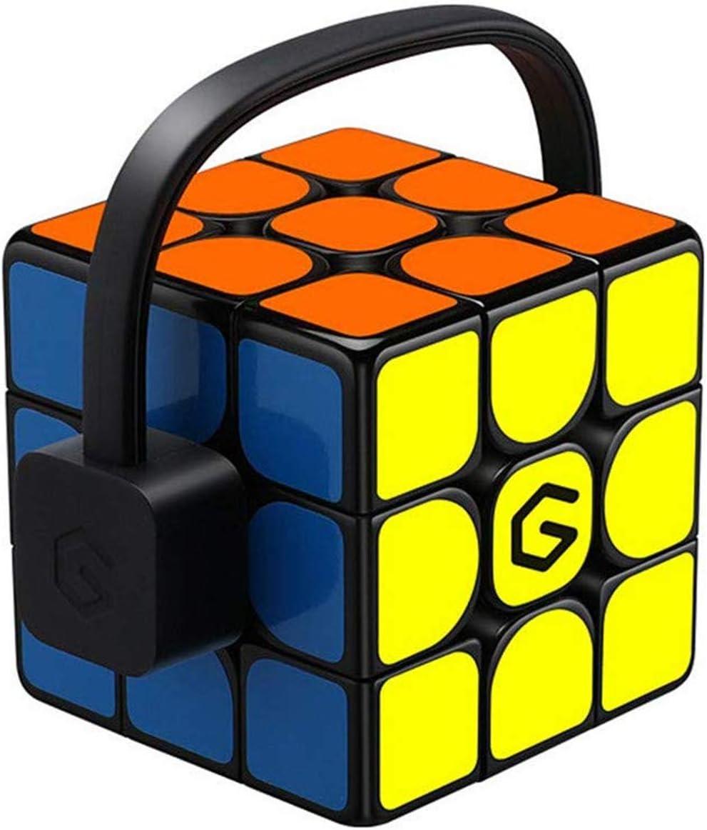 Magic Cube Giiker I3s Cube Ai Intelligent Cube Smart Magic Magnetic Bluetooth App Sync 30 Segundos Cube de recuperación rápida Aprenda con diversión Puzzle Juguetes